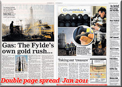 The Fylde's Own Gold Rush