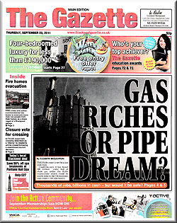 Gas Riches or Pipe Dream?