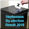 Heyhouses by-election result 2018