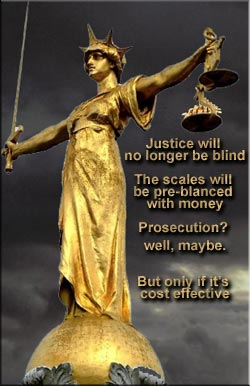 Changes to our justice system